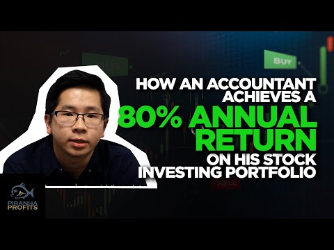 How An Accountant Achieve an 80% Annual return on His Stock Portfolio