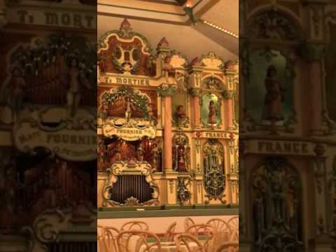 The organ hall music forest museum - by  Belgium Motiere Company 1920