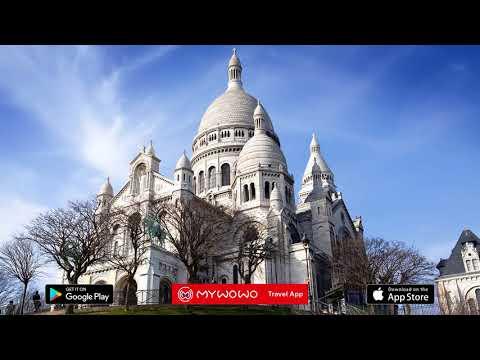 Montmartre – Sacre Coeur – Paris – Audio Guide – MyWoWo  Travel App