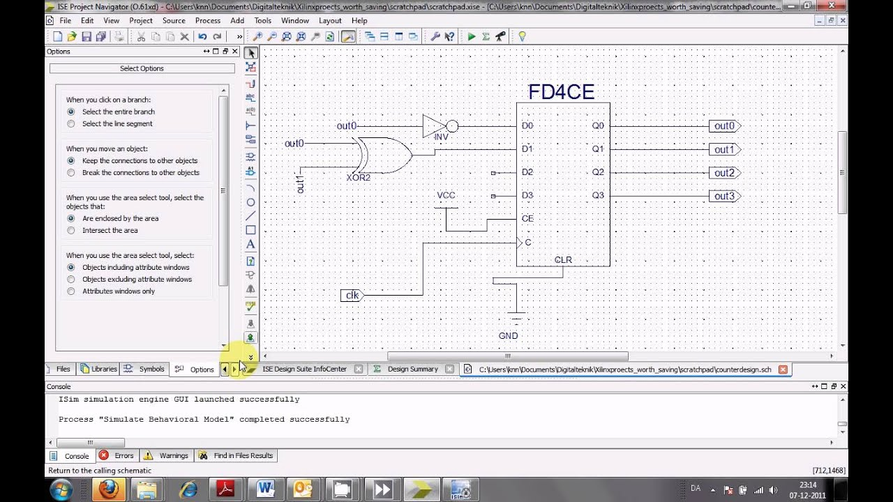Avoiding confusing schematic by using pin naming in Xilinx ISE (1) on