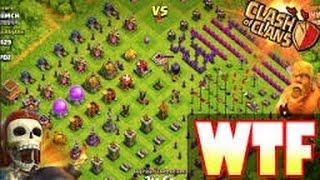 Turtle Gaming Elite: Clash Of Clans: War, 99% WTF