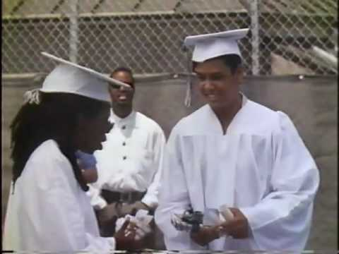 Lauryn Hill and David Kater's Sister Act 2 Graduation Footage - Never Before Seen!