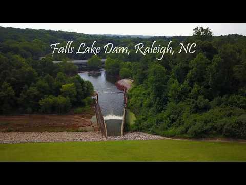Falls Lake Dam, Raleigh, NC - 07.04.2017