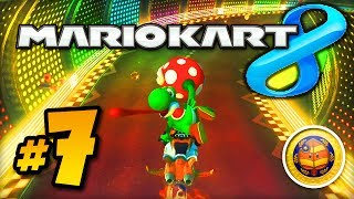 Mario Kart 8 GAMEPLAY - Part #7 w/ Ali-A! - Leaf Cup 150cc (MK8 Wii U)