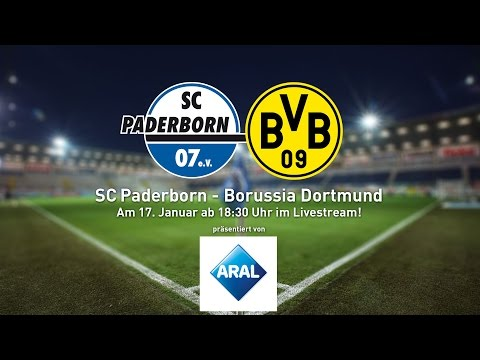 Testspiel: SC Paderborn - Borussia Dortmund | Livestream