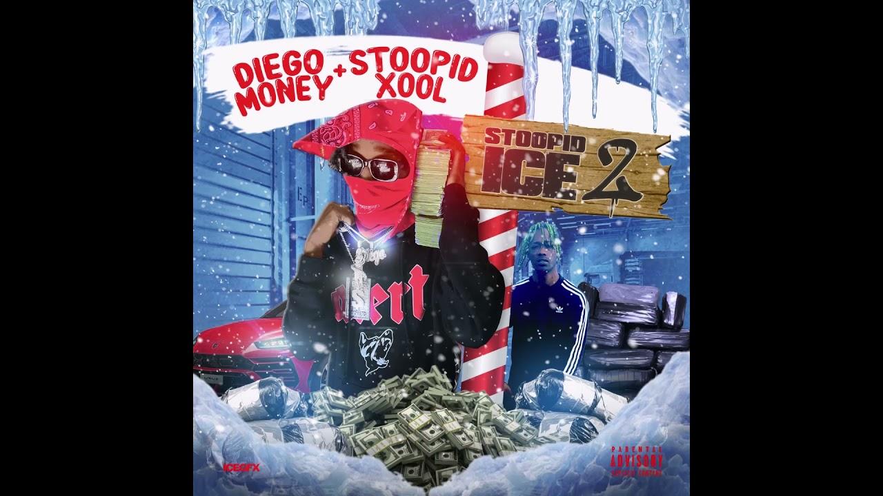 DIEGO MONEY - DESIGNER DRUGS 2 FT ICEBIRDS [PROD BY STOOPIDXOOL]   STOOPID ICE VOL 2