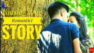 Vaaste - cute love story ! Dhvani Bhanushali ! A Heart Touching romantic love story ! By DREAM LIFE