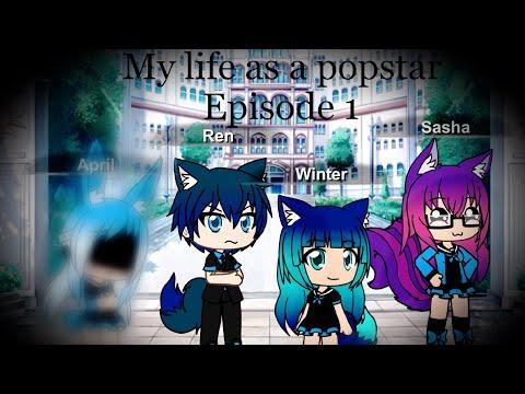 My life as a popstar Episode 1 (Gachaverse series)