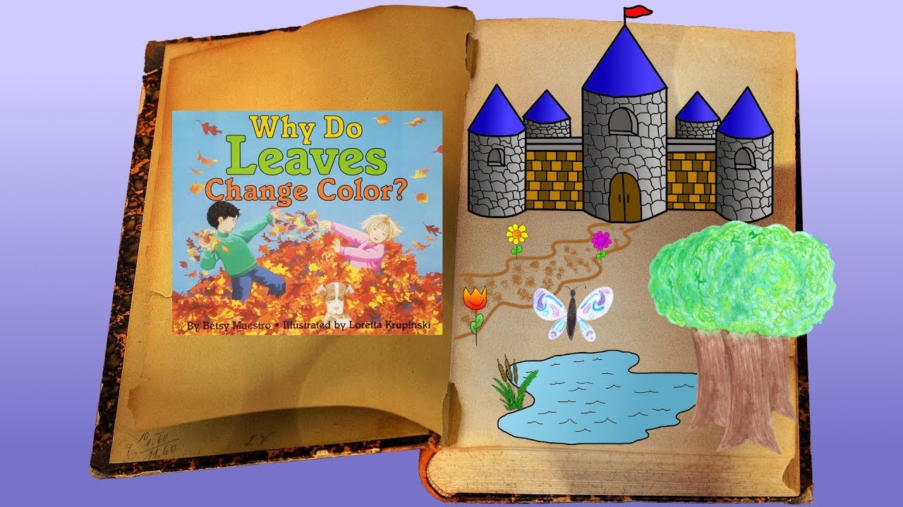 Children\'s Books Read Aloud: Why Do Leaves Change Color? by Betsy ...