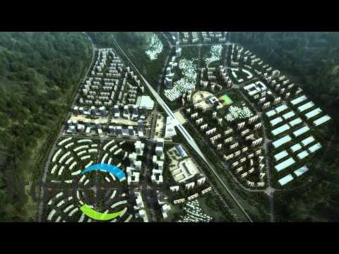 Urban Plan - Zhaoqing, Guangzhou