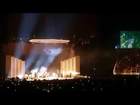 Brianstorm / The Arctic Monkeys - The O2 London - 12 Sept 2018