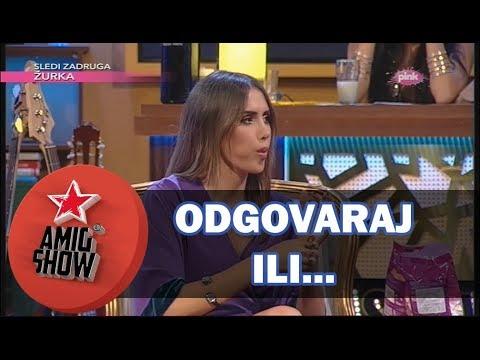 Odgovaraj ili... - Emina Jahović - Ami G Show S11 - E09