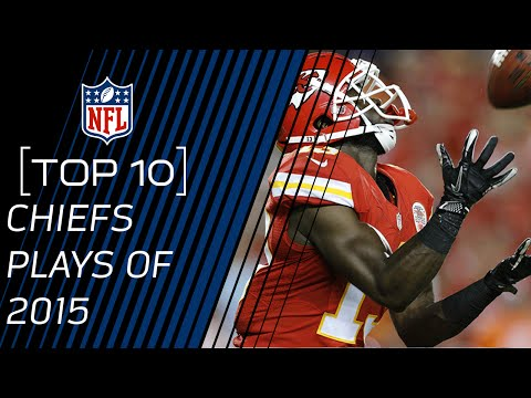 Top 10 Chiefs Plays of 2015 | #TopTenTuesdays | NFL