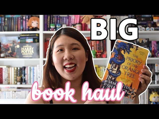 BIG BOOK HAUL: Start of 2019