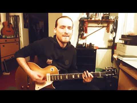 Tankcsapda-Jönnek A Férgek (Guitar Cover)