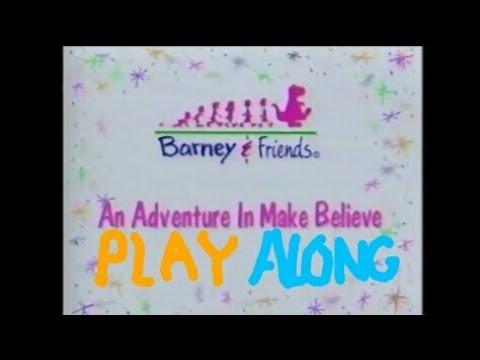 An Adventure in Make Believe Play Along