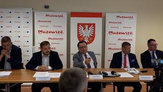 Marszałek Adam Struzik o podziale Mazowsza