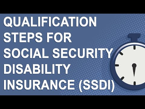 qualification-steps-for-social-security-disability-insurance-(ssdi)