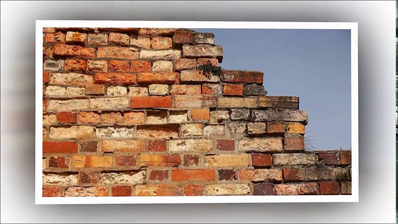 Brick Wall Optical Illusion Facebook User Baffles The Internet You