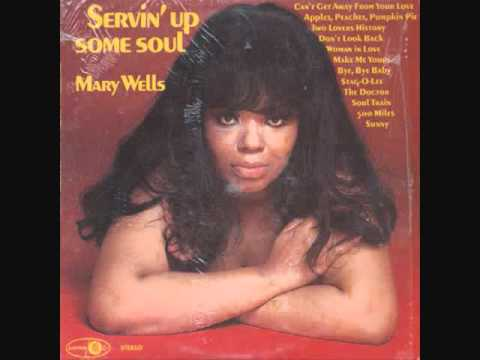 Mary Wells - Make Me Yours