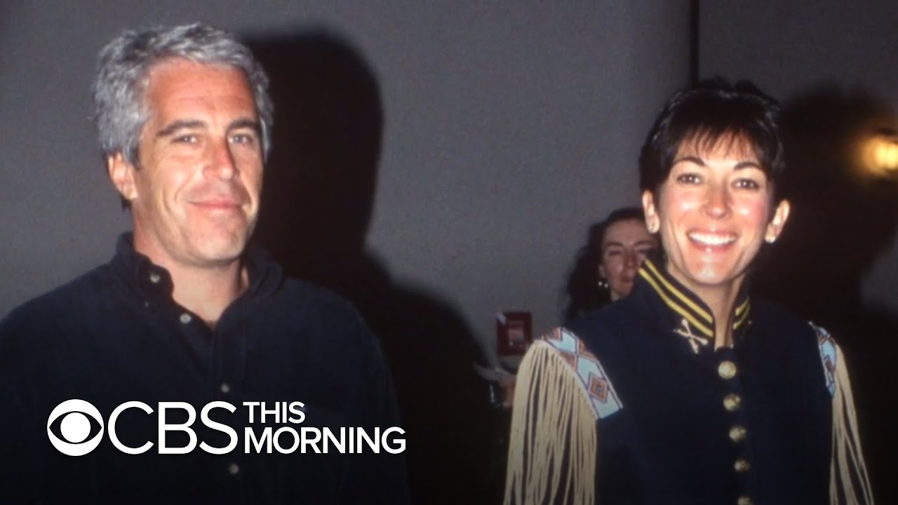 Ghislaine Maxwell Records Reveal 2015 Email From Jeffrey Epstein ...