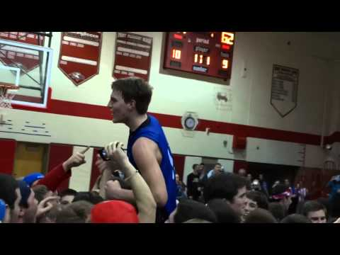 Shore Regional storms the court to celebrate CJ Group I title