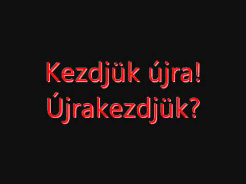 RED-Start again magyarul