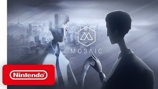 Mosaic - Launch Trailer - Nintendo Switch