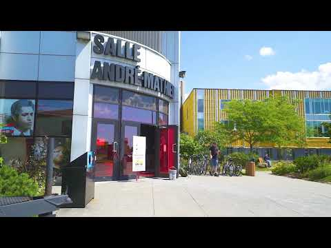 Visite De La Ville De Laval Au Québec