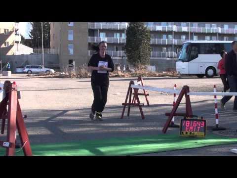 ABIK Karusellen 2013 Målgang Kvinner 1.løp Jessheim 23.april