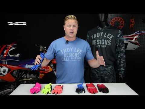 2018 Troy Lee Designs XC Gloves