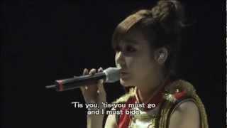[DVD] SNSD - Danny Boy @ 2nd Girls Generation Tour Concert