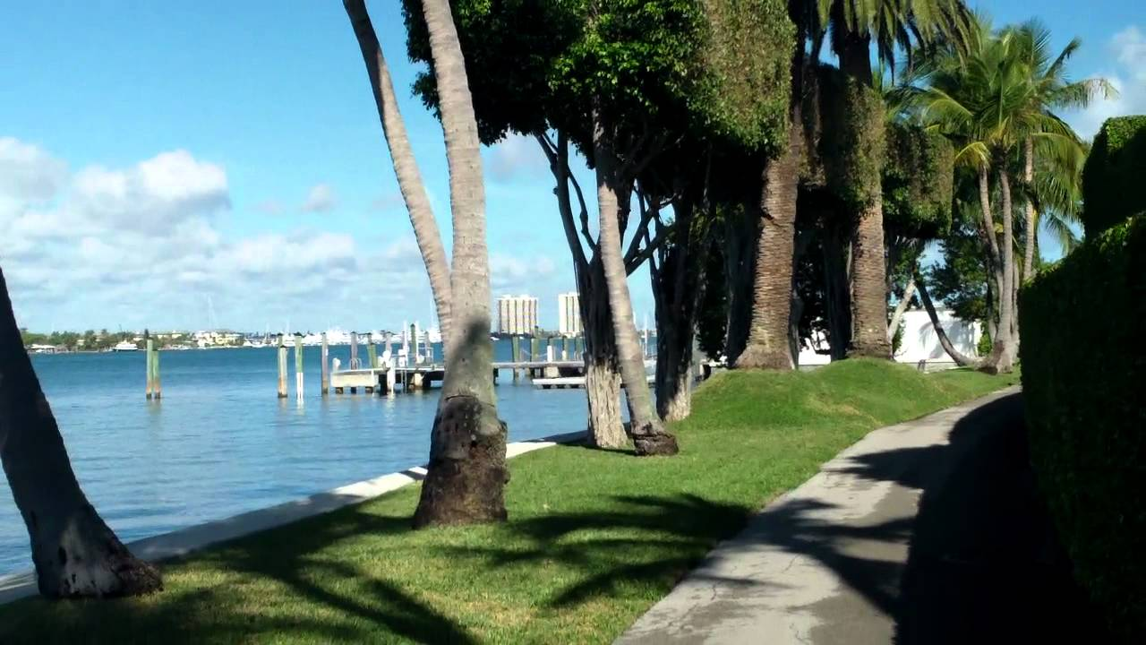 Palm Beach Bike Path