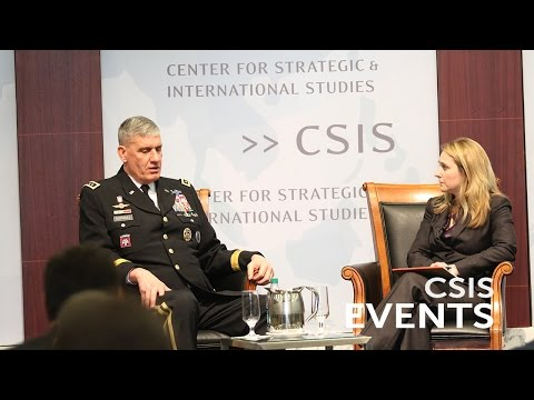Military Strategy Forum: General David M. Rodriguez on AFRICOM