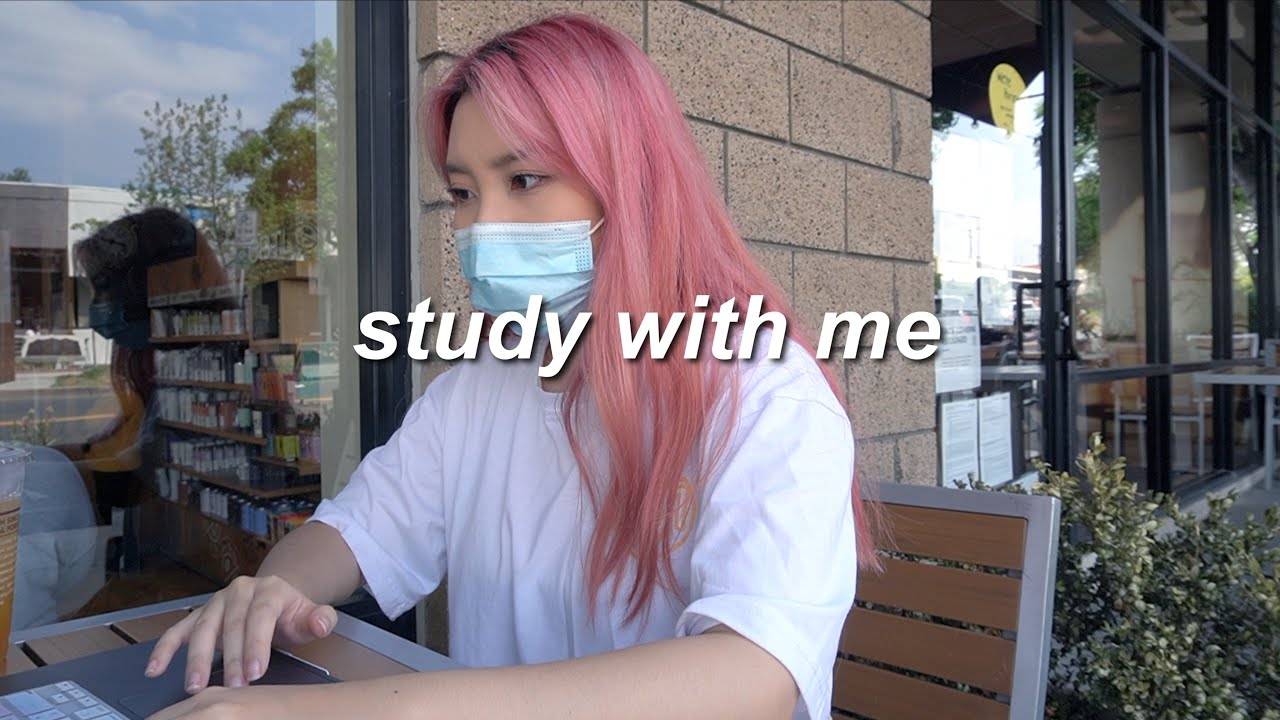 [08.19.2021] study/work with me at a cafe