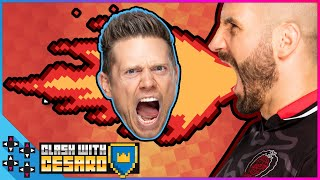 THE MIZ fires away to help CESARO! - Clash With Cesaro