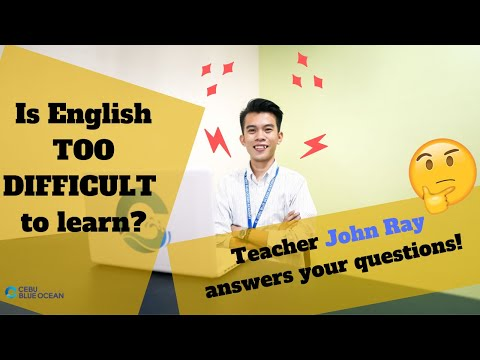 [Study English Abroad]  3 HELPFUL TIPS In Overcoming The Fear Of Speaking English By Teacher John!