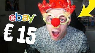 GEWELDIGE kerst MYSTERY BOX van 15 EURO!!