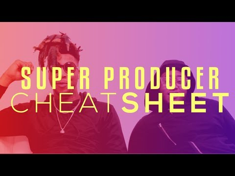 Super Producer Cheat Sheet 😈 SouthSide | Metro Boomin | ????? Music Theory