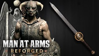 Dawnbreaker - Elder Scrolls: Skyrim - Man At Arms: Reforged