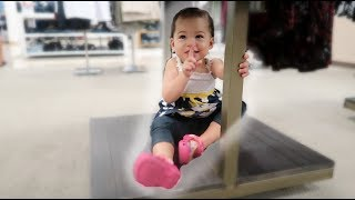 Video BABY TRAPPED IN MALL! download MP3, 3GP, MP4, WEBM, AVI, FLV September 2017