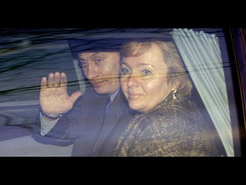 The life of Putin's ex-wife, who hated being Russia's first