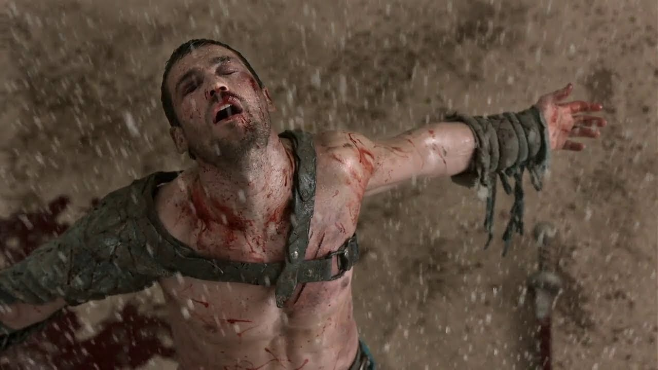 Download Spartacus Blood and Sand - Theokoles