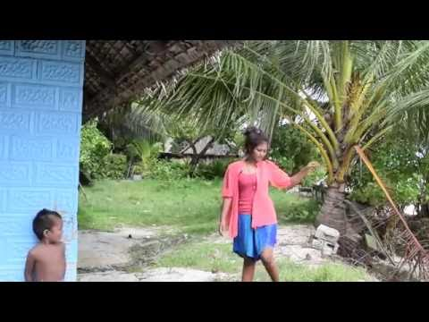 Kiribati Kirita about the daily effect of climate change