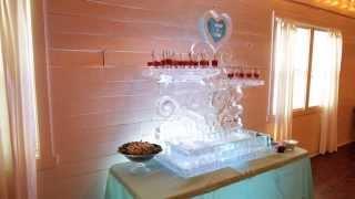 Full Spectrum Ice Sculptures: Start To Finish