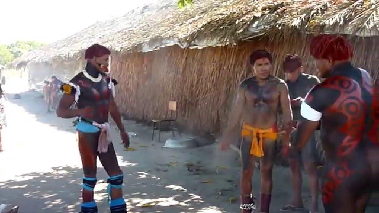 Armario De Parede Cozinha ~ Brazil Xingu Indios Kamayura painting YouTube