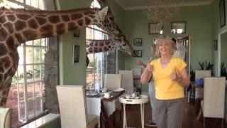 Giraffe Manor Kenya 2012.mov