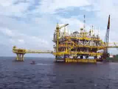 Offshore - Gulf of Thailand - PTTEP Athit Complex