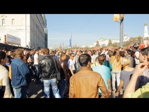 "Behind The Scene of Victory Parade in Moscow, 2013. ""Real Russia"" ep.46"