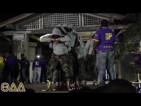 Spring 17: Theta Delta Delta Chapter of Omega Psi Phi